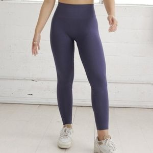 Set Active Leggings Midnight Purple